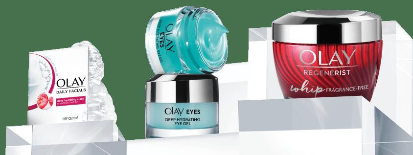 Free Olay Fragrance Sample